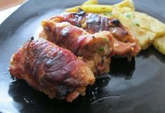 Meat Recipes, Chicken Recipes, Diy Food, Carne, Bacon, Pork, Food And Drink, Lunch, Beef