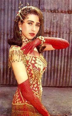 Karishma Kapoor, granddaughter of Raj Kapoor and current superstar Kareena Khan's sister was a lead actress in 1990s.