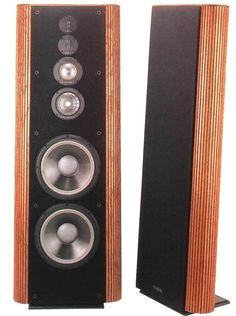 Infinity Kappa 9 - killed lots of amplifiers