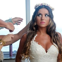 YolanCris | News | The wedding of Mariana at the feet of Christ Redeemer. An YC brazilian bride