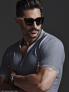 Joe Manganiello Explains Why He Won't Act with Sofia Vergara: Photo Joe Manganiello is brooding in black and white on the cover of Haute Living's July/August issue, on newsstands now. Here is what the Magic Mike XXL… Joe Manganiello, Magic Mike Movie, Pittsburgh, Most Handsome Actors, Taylor Kitsch, Karl Urban, Ryan Guzman, Luke Evans, Avan Jogia