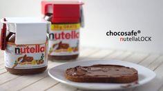 Made in Germany - Das chocosafe® nutellaLOCK wird in Handarbeit in Deutschland produziert.