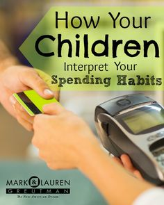 Are you wondering how to raise children who are smart with their money? The truth is, it starts with you!  Head on over and see how children are interpreting your spending habits.