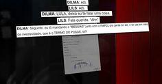 Planalto divulga termo de posse só com a assinatura de Lula