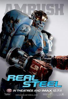 Real Steel - ambush