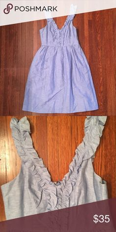 Banana Republic linen dress Worn once. Like new. Banana Republic Dresses Midi