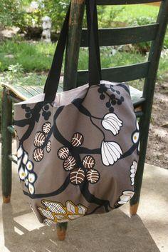 Quick Tote Bag Tutorial