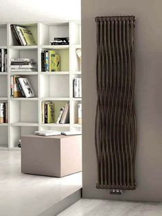 modern radiators, modern designer radiators, wavy radiators,