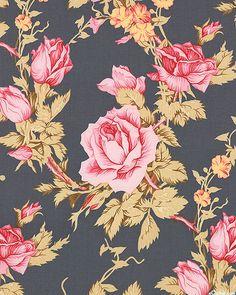 Rustic Blush - Antique Rose - Steel Gray
