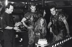 Aliens birthday