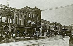 East side of State Street between 11th & 12th Streets (1911)