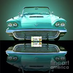 Cool car.  I like the color!  From Jim Carrell