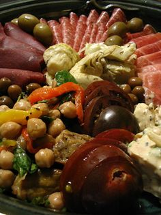 How To: Make an Antipasto Plate