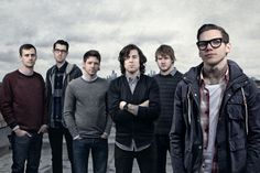 The Devil Wears Prada band TDWP