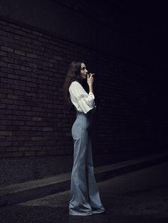 Lizzy Jagger By Jon Gorrigan For Schön