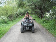 4 wheeling in San Miguel De Allende Mexico.