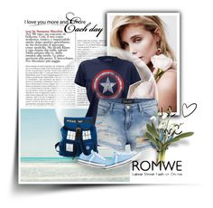 """""""romwe"""" by igor89 ❤ liked on Polyvore"""