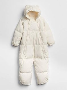 ffeb88bb14f8 Gap Baby Coldcontrol Max Snow Suit Metallic Frost
