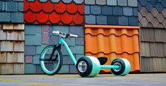 Drift Trike Front Wheel | Drift Trike Central (builders and riders forum) - Page 4 - Pinkbike ...