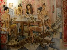 """Olga Glumcher - """"Gambit of a Queen"""""""
