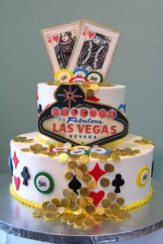 This Is An Awesome Cake Goodeats Baking Winning Party Grandma Birthday CakesLas Vegas