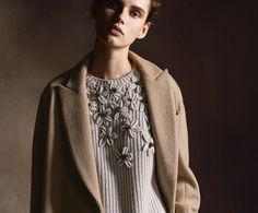 Look 47 | Women | Fall Winter 2014/2015 | Collections | Brunello Cucinelli