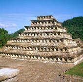 El Tajin, Vera Cruz, Mexico