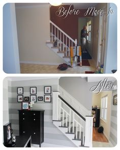 Board & Batten your Staircase Tutorial
