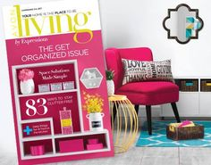 Avon Rep Tip: Are you looking for a better way to get organized this year? Check out our new issue of Avon Living. It's filled with beautifully clever storage solutions and decor ideas. http://www.avon.ca/shop/en/avon-ca/brochure-list?BP=Hm6JdEYWyqw%3d