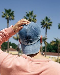 Scenic views via @rorohair. | #UOMens Calvin Klein Baseball Hat - SKU #38197414
