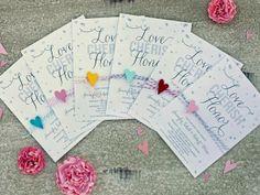 Imprimibles gratuitos para personalizar tu boda