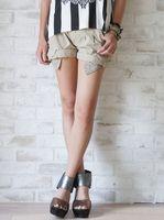 40WEFT cotton short pants フォーティフェフト 6ポケットコットンショートパンツ (12S/S)