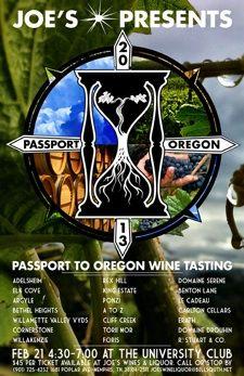 Passport to Oregon: Michael Hughes of Joe's Wines #Memphis Explains the Magic of Oregon's Wines and Winemakers