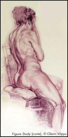 Glenn Vilppu drawings