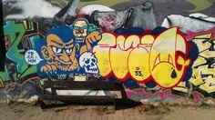 s m i t h e   d e m s  #Zaragoza #latergram #offasalto #festivalasalto #decimoasalto #streetart #arteurbano #madridstreetartproject #msap #urbanart #graffiti #street #streetphoto #streetphotography #rsa_graffiti #vimural #wallfilth #urbanromantix #walls #tv_streetart #dsb_graff #wallpainting #welovestreetart #streetart_daily #instagrafite #ingf #smithe #dems333 #dems by guilloso