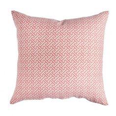 Coral Pillows: Caitlin Wilson
