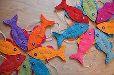 merry fishmas! by funnelcloud rachel, via Flickr