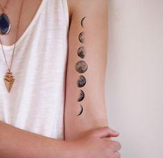 Микротату: 50 потрясающих идей для изящной татуировки | Журнал Cosmopolitan