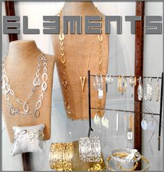 Janesko jewelry spotted at Elements, Chicago Il #chicago #shop #jewelry