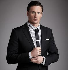 Suit up, Mr. Lochte.