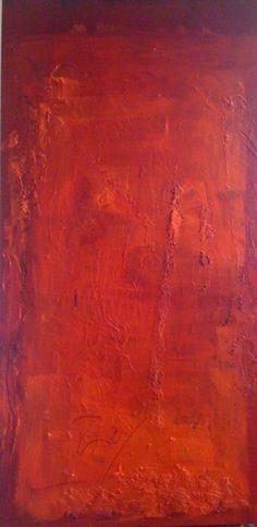 tableau-rouge by Brigitte Zanetti Brettes