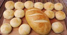 Niezwykły chleb, ze zwykłej mąki szymanowskiej typ 480. Hot Dog, Hamburger, Bread, Recipes, Food, Maki, Brot, Recipies, Essen