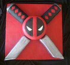 Deadpool  on Cake Central