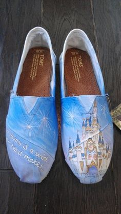 TOMS shoes @Elizabeth Lockhart Brown