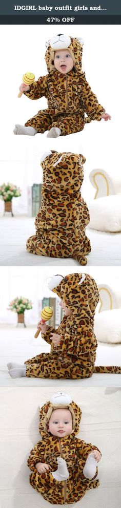 IDGIRL baby outfit girls and boys' Flannel Cotton rompers Leopard-80CM. ABOUT IDGIRL DIRECT IDGIRL main products are all kinds of top , middle quality baby clothing and accessories ,such as Baby romper, bodysuits, overalls, Pajama, Suits, costume, sport coats, tops & tees, sweaters, fashion hoodies, sweatshirts, jeans, pants, jackets & coats, sleepwear & robes, socks, underwear, swim, T-Shirt, towel, and so on, which are attractive with reasonable price and good quality. They have been…