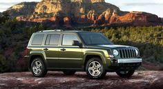 All-new 2007 Jeep Patriot Delivers Traditional Jeep Styling, Best ...
