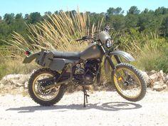 1983 Montesa Enduro H7 ET