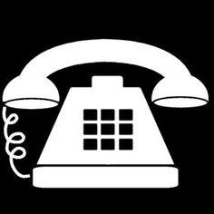 Pictogram Telefoon