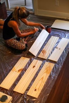 IKEA hack | Palms to Pines | Tarva Dresser - Step by step instructions, before and after