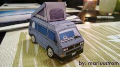 www.vwt3.net: NUEVOS MODELOS DE VW T3 DE PAPEL - 2014
